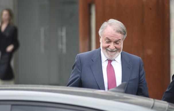 """Mayor Oreja niega que el partido dispusiera de los fondos del PP europeo: """"En modo alguno"""""""