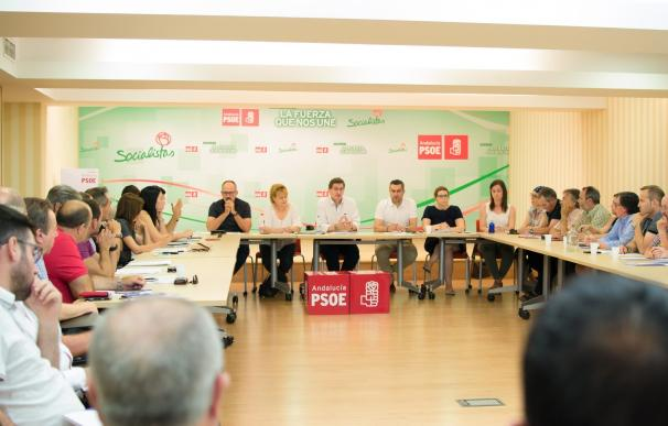 """PSOE valora el """"impulso"""" de la Junta a la obra pública como elemento clave del desarrollo municipal"""
