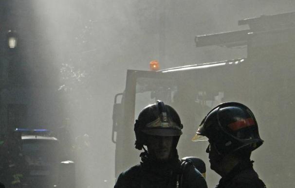 La Policía Nacional investiga el origen del incendio en el Teatro Albéniz