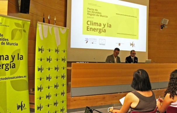 La Comunidad diseña un plan para reforzar el Pacto de los Alcaldes y ayudar en la lucha contra el cambio climático