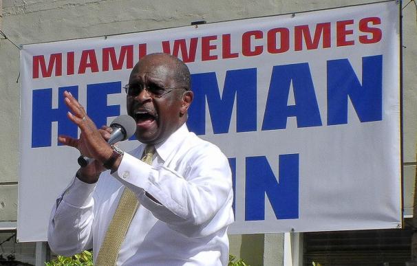 Cain, aspirante presidencial de EEUU, niega una nueva acusación sobre su vida sentimental