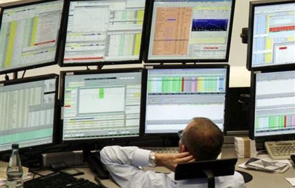 Las bolsas europeas tocan nuevo mínimo en dos años