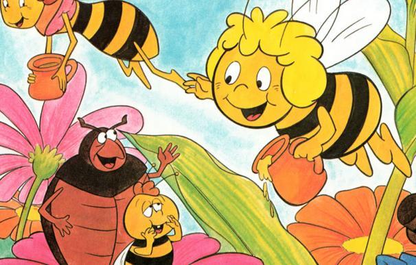 La abeja Maya, serie televisiva infantil