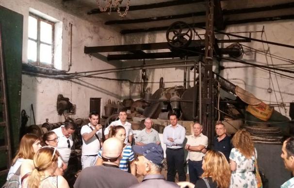 Una delegación de Georgia visita la provincia para conocer el trabajo de los Grupos de Desarrollo Rural