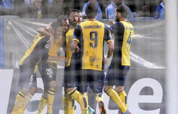 El Atlético logra una gran victoria ante el Malmoe
