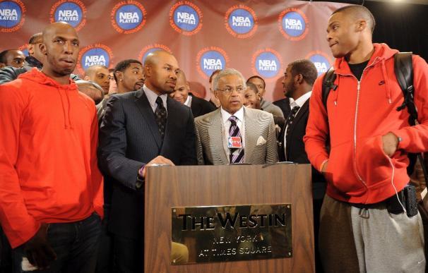 Los jugadores piden que se suspenda la demanda y ahora todo son prisas dentro de la NBA