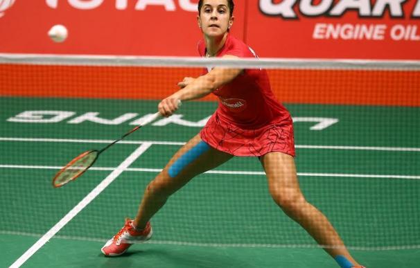 Carolina Marín se hace con el título en Hong Kong.