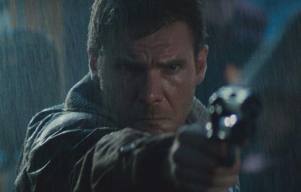 Harrison Ford, en un fotograma de la película `Blade Runner´