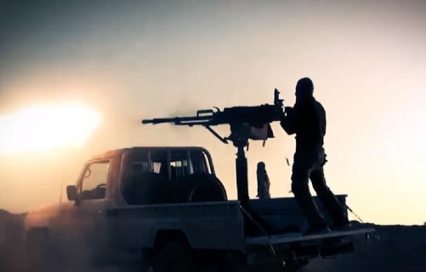 La aldea cristiana siria de Sadad, en primera línea de la lucha contra el EI
