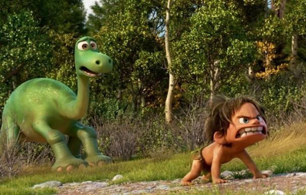 'El viaje de Arlo' / Disney-Pixar