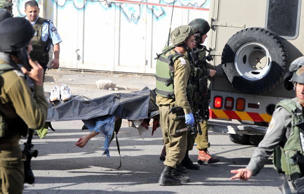Fallece una joven israelí apuñalada por un palestino cerca de Gush Etzion (Cisjordania)
