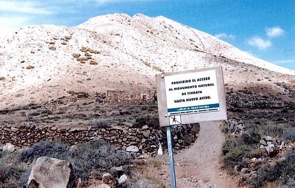 """Gobierno canario dice que el coste en Tindaya supera los 17 millones y afirma que el proyecto"""" se hará realidad"""""""