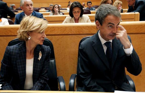Salgado asegura que la economía española goza de credibilidad en la UE
