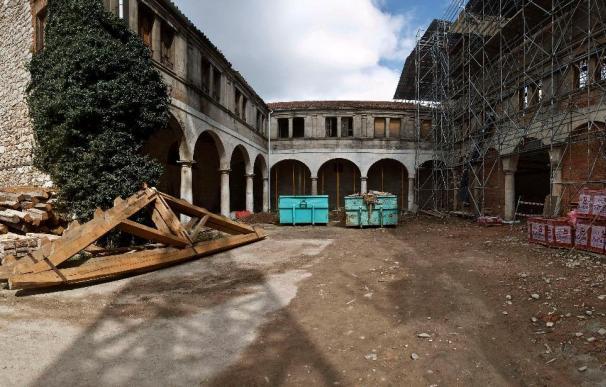 La Cabaña Real de Carreteros pide para la madera consideración de patrimonio