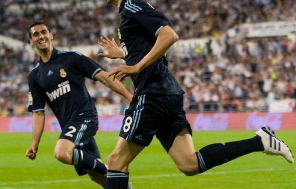 Kaká, cuarenta y cinco días después vuelve y da el triunfo al Real Madrid