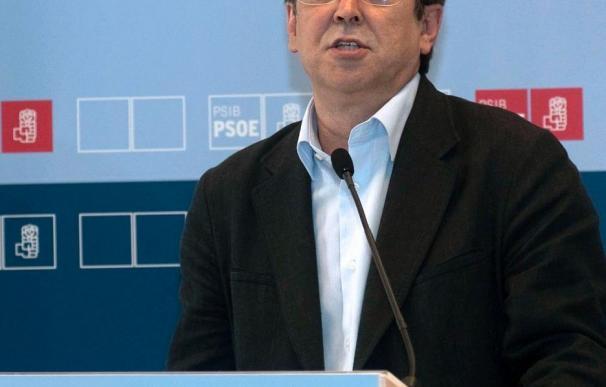 """El PSIB-PSOE propone como candidato en 2011 a Antich, quien acepta con """"ilusión"""""""