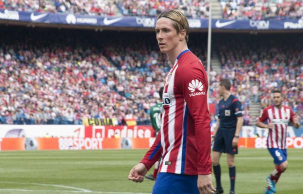 """Fernando Torres: """"El espíritu de este Atlético no lo he visto en ninguno de mis otros equipos"""""""