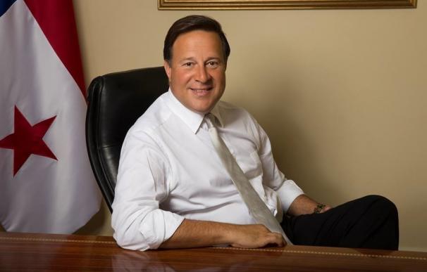 """Varela dice que la evasión de impuestos es """"un problema mundial"""" y que Panamá """"no se merece ser señalado"""""""