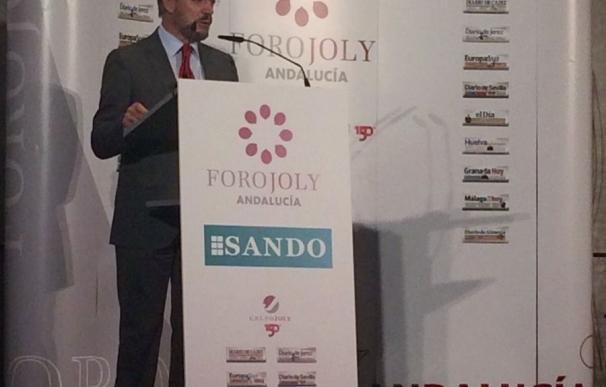 La Junta reclama al Gobierno un cambio de trazado del baipás del AVE Málaga-Sevilla por seguridad y funcionalidad