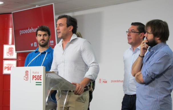 """El PSOE pide al PP que """"recapacite"""" y retire la moción de censura en Bollullos tras los avances del Chare"""
