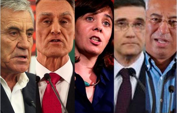 Quién es quién en el nuevo mapa político de Portugal