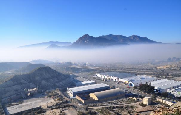 Toda la población de la Región de Murcia respiró aire contaminado en 2016, según Ecologistas