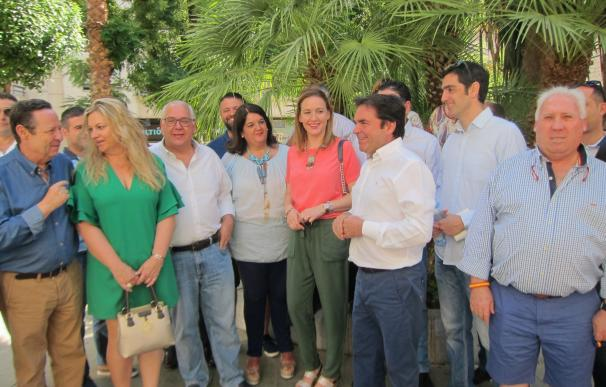 Alcalde de Porcuna (PP) pide un nuevo congreso provincial tras la admisión a trámite de la demanda judicial