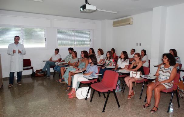 El área de Otorrinolaringología del Hospital Costa del Sol realiza Curso sobre Deficiencia Auditiva Infantil