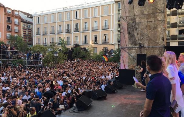 Los pregoneros del WorldPride reivindican el Orgullo y demandan una ley estatal contra la homofobia
