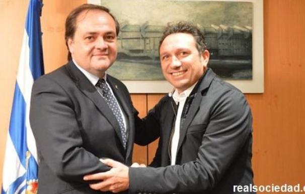 Oficial: Eusebio Sacristán, nuevo entrenador de la Real Sociedad