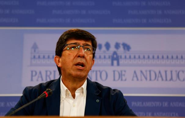 Cs critica que la Junta no haya consultado con los grupos antes de la reunión del CPFF