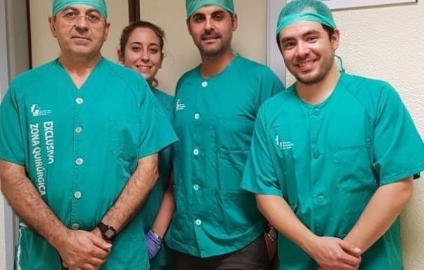 Extremadura- Unidad de Cirugía Experimental del Infanta Cristina de Badajoz, acreditada para formación en Neuroanatomía