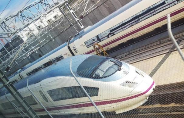 El AVE entre Alicante y Madrid supera los dos millones de pasajeros en su cuarto año de funcionamiento