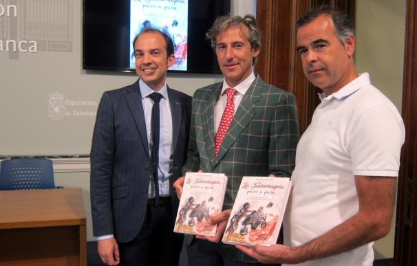 El salmantino Javier Lorenzo publica un manual para la enseñanza del toreo