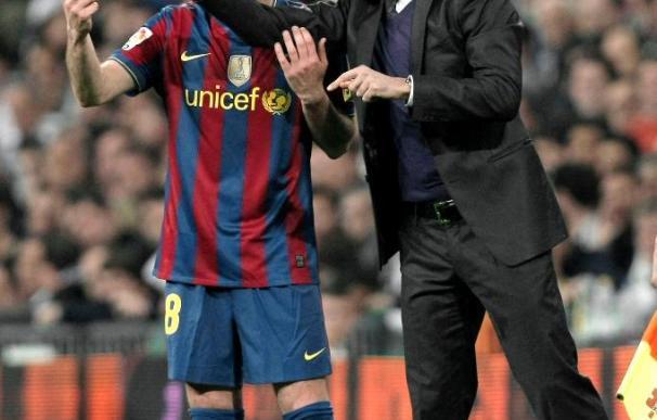 Barça e Inter reviven un pulso que ya le ganó Guardiola a Mourinho