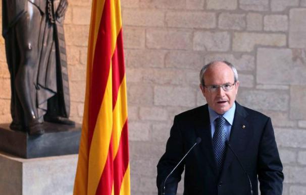 Montilla hará una ronda con los líderes antes de volver a hablar con Zapatero y Rajoy
