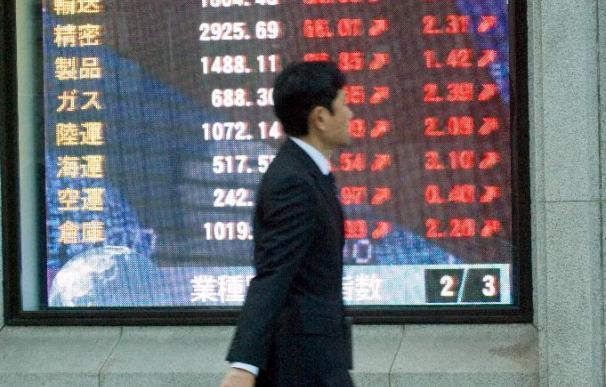 El Nikkei inicia la semana con una caída del 1,48 por ciento