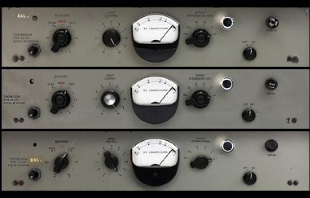 Compresores para sonar como los Beatles.