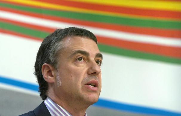 Zapatero y Urkullu se reúnen para estudiar posibles apoyos contra la crisis