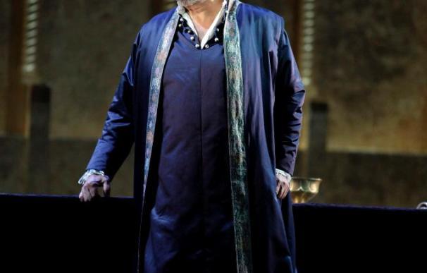 Suspendido el recital de Plácido Domingo al no poder volar a Moscú