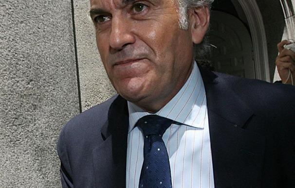Bárcenas ha presentado formalmente su renuncia como senador