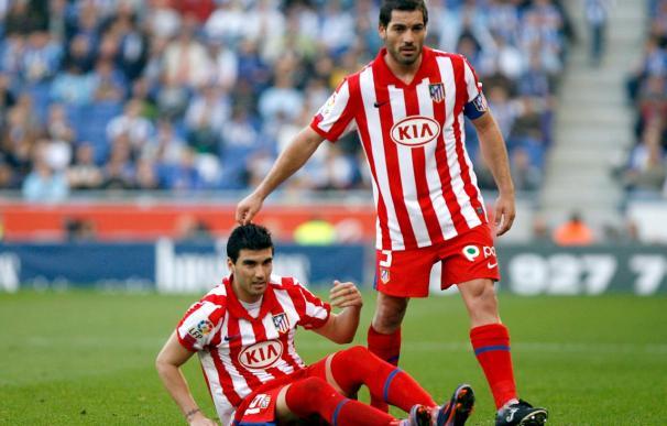 Reyes se entrenó aparte, pero estará listo ante el Liverpool