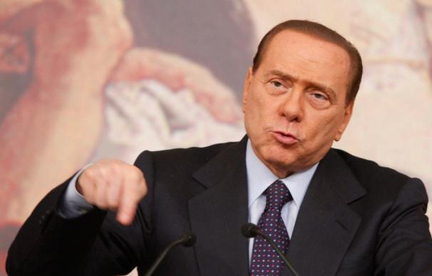 El Constitucional italiano tendrá que decidir sobre la ley que evita juicios a Berlusconi