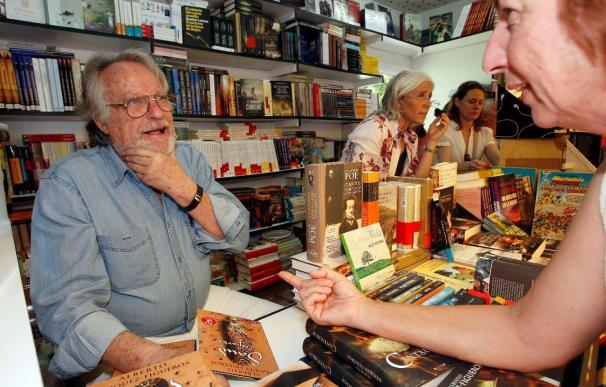 """Vázquez Figueroa ganan el X Premio de Novela Histórica con la novela """"Garoé"""""""