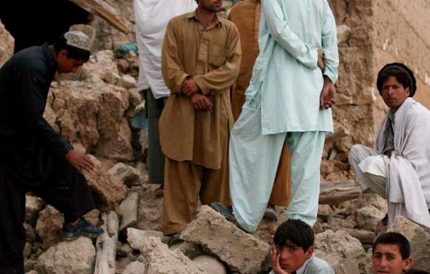 Al menos 7 muertos y 30 heridos en un terremoto de 5,3 grados en Afganistán