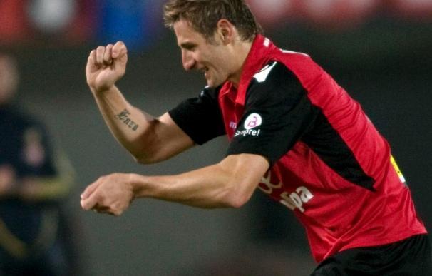 2-0. El Mallorca vence a Osasuna y sigue soñando con la Liga de Campeones