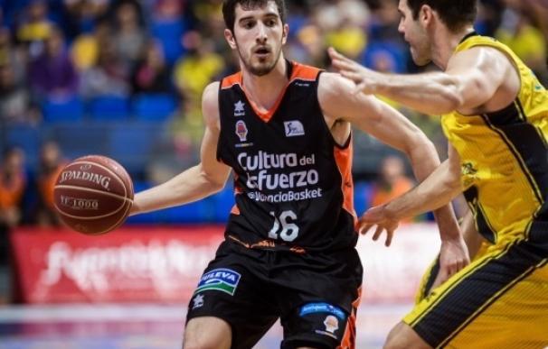 El Valencia Basket no falla y el Morabanc Andorra suma la séptima