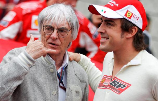 Ecclestone descarta aplazar el Gran Premio de España
