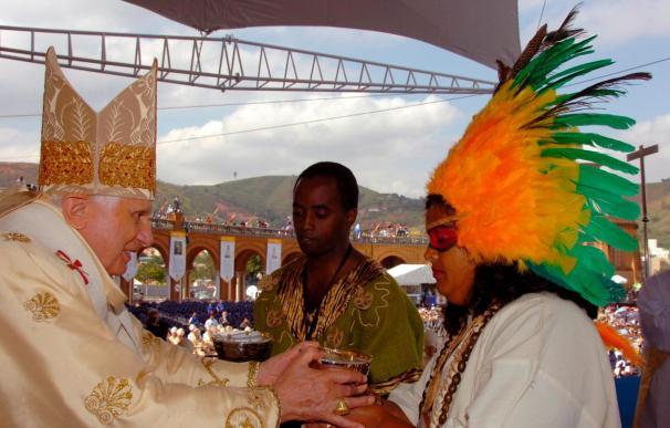 España y Brasil, los dos países iberoamericanos visitados por Benedicto XVI