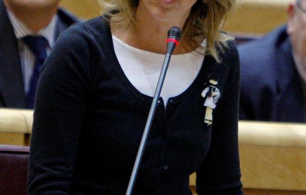 Cospedal opina que el mejor candidato del PP en la Comunidad Valenciana, sin duda, es Camps